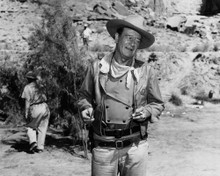This is an image of Prints & Posters of John Wayne 107161