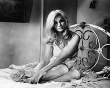 This is an image of Prints & Posters of Yvette Mimieux 107255