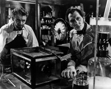 This is an image of Prints & Posters of Revenge of Frankenstein 107257