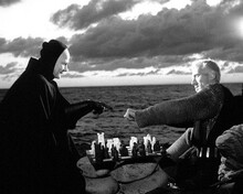 This is an image of Prints & Posters of The Seventh Seal 107288