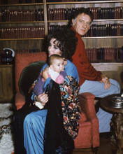 This is an image of Prints & Posters of Elizabeth Taylor and Richard Burton 204417