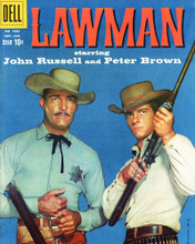This is an image of Prints & Posters of Lawman Tv 204449