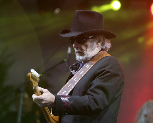 This is an image of Prints & Posters of Merle Haggard 204476