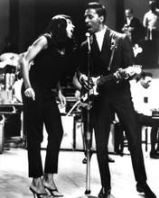 This is an image of Prints & Posters of Tina and Ike Turner 107302