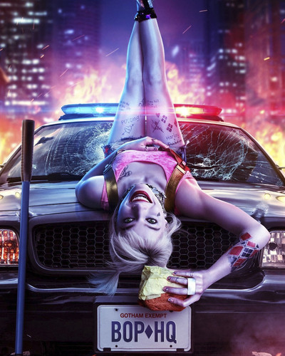 This is an image of Prints & Posters of Margot Robbie 204483
