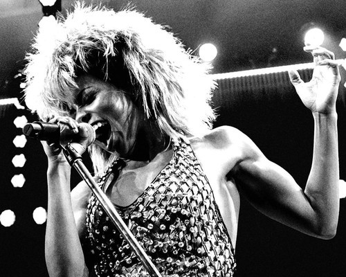 This is an image of Prints & Posters of Tina Turner 107303
