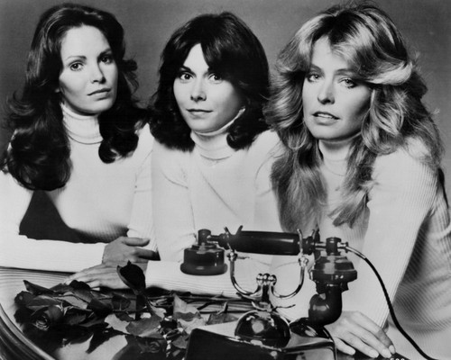 This is an image of Prints & Posters of Charlies Angels 107267