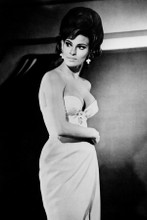 Raquel Welch huge cleavage in bustiere bra top The Oldest Profession 8x12 photo