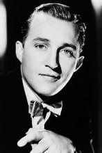 Bing Crosby studio portrait circa 1930's in tuxedo 8x12 inch real photograph