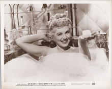 Judy Holliday in bubble bath It Should Happen To You 5x7 publicity photo