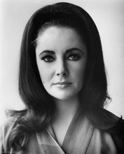 Elizabeth Taylor early 1970's head & shoulders portrait 5x7 photo