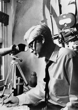 Michael Caine The Ipcress File surveillance from window of flat 5x7 inch photo