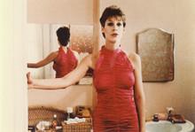 Jamie Lee Curtis vintage 4x6 inch real photo #325991