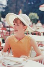 Audrey Hepburn 4x6 inch press photo #336138