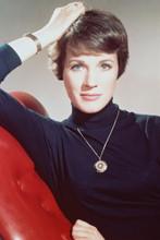 Julie Andrews vintage 4x6 inch real photo #346246