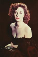 Susan Hayward vintage 4x6 inch real photo #346276