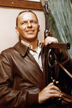 Frank Sinatra vintage 4x6 inch real photo #352128