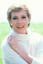 Julie Andrews vintage 4x6 inch real photo #355837