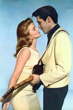 Elvis Presley & Ann-Margret vintage 4x6 inch real photo #362793