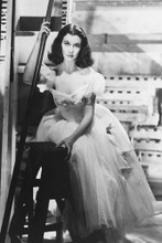 Vivien Leigh 4x6 inch real photo #448824