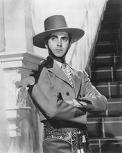 Tyrone Power 4x6 inch real photo #448878