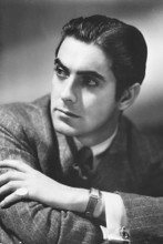 Tyrone Power 4x6 inch real photo #449567