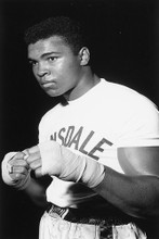 Muhammad Ali vintage 4x6 inch real photo #452965