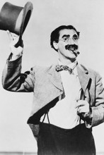 Groucho Marx vintage 4x6 inch real photo #453325