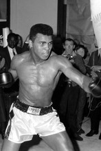 Muhammad Ali vintage 4x6 inch real photo #462760