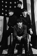 The Beatles 4x6 inch real photo #462782