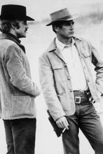 Butch Cassidy And The Sundance Kid vintage 4x6 inch real photo #462789