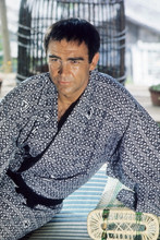 You Only Live Twice, Sean Connery as James Bond in robe 4x6 photo