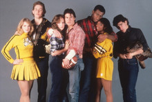 All The Right Moves, Tom Cruise Lea Thompson & cast 4x6 photo