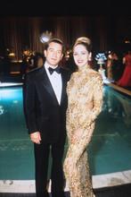 Casino, Robert De Niro Sharon Stone in evening dress 4x6 photo