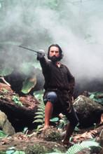 The Mission, Iconic image thrusting sword Robert De Niro 4x6 photo