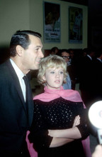 Rock Hudson, with Hayley Mills at Hollywood event early 1960 4x6 photo