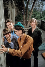 The Monkees, cool pose of the guys from Monkees TV show 4x6 photo