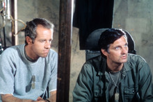 M.A.S.H., Alan Alda Mike Farrell 4x6 photo