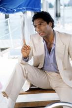 Phillip Michael Thomas, Miami Vice 4x6 photo