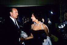 Sophia Loren, with Gary Cooper 4x6 photo
