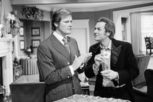 The Persuaders, Roger Moore Tony Curtis 4x6 photo