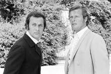 The Persuaders, Tony Curtis as Danny Roger Moore as Brett 4x6 photo