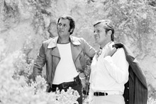 The Persuaders, Roger & Tony in woodland 4x6 photo