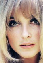 Sharon Tate, stunning facial portrait 4x6 photo