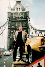John Wayne as Brannigan by Tower Bridge London 4x6 inch real photograph