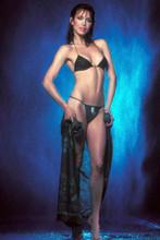 Tanya Roberts stunning in very skimpy bikini Charlie's Angels full length 4x6