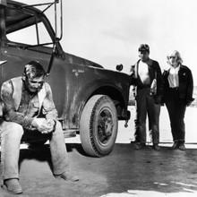 The Misfits Clark Gable Marilyn Monroe Eli Wallach 12x12 inch photograph