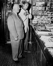 To Catch a Thief Cary Grant Alfred Hitchcock browse in Cannes shop 12x18  Poster