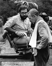 Finian's Rainbow Fred Astaire on set with Francis Ford Coppola 12x18  Poster
