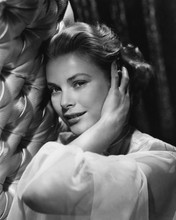 Dial M for Murder Grace Kelly portrait wearing neglige and robe 12x18  Poster